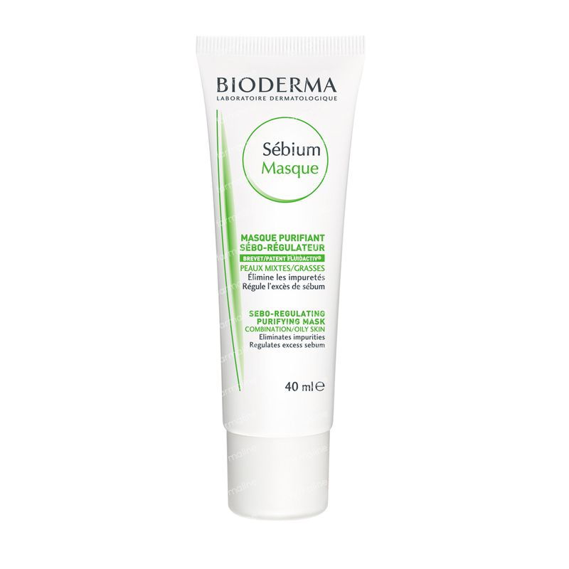 bioderma s bium masque 40 ml commander ici en ligne. Black Bedroom Furniture Sets. Home Design Ideas