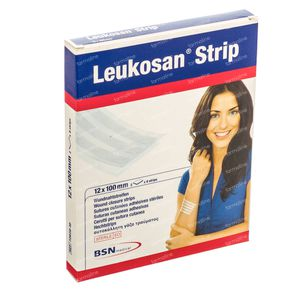 Leukosan Strip 12x100mm 12 St