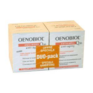 Oenobiol Anti-Rimpel Q10 Duopack 60 capsules