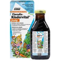 Salus Floradix Kindervital Enfants Fruity 250 ml
