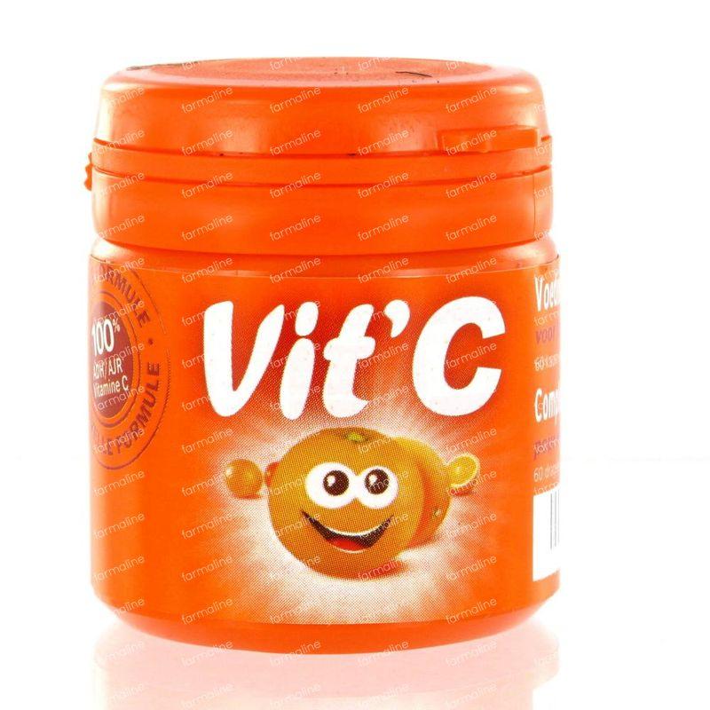 kinder vitamine c