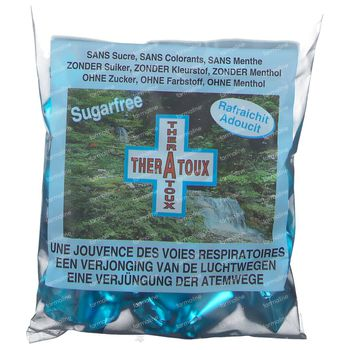 Theratoux Zonder Suiker Past 100 g