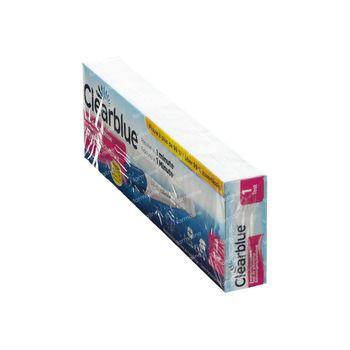Clearblue Plus Zwangerschapstest 1 st