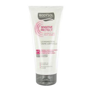 Bodysol Sensitive Protect Gevoelige Huid Lichaamscrème 200 ml