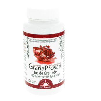 Natura Medicatrix Dr. Jacob's Granaprosan 63 g 100 capsules