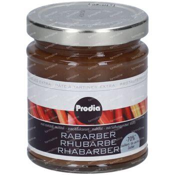 Prodia Tartinade Extra Rhubarbe + Maltitol 215 g