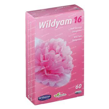 Wildyam 16 60 capsules