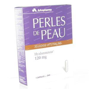 Perles de Peaux Acide Hyaluron 30 capsules