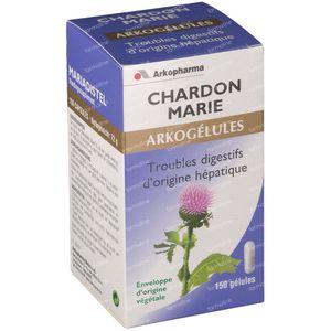 Arkocaps Mariadistel Vegetal 150 capsules
