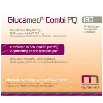 Glucamed Combi PQ Blister 180 tabletten