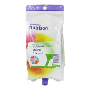 Nutrison Pack Energy 1000 ml