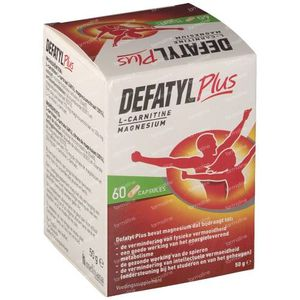 Defatyl Plus 60 cápsulas