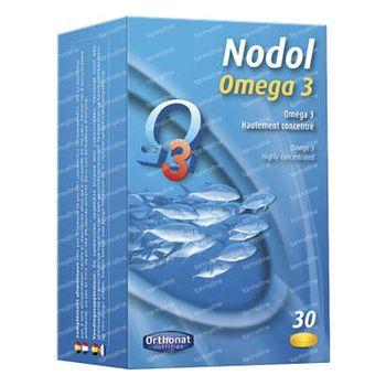Nodol omega 3 30 capsules