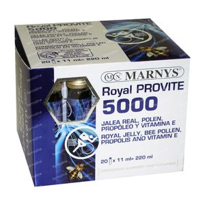 Marnys Royal Provite 5000 20 x 11 ml ampoules