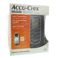 Accu-Chek Mobile mg/dl Zorgtraject 1 stuk