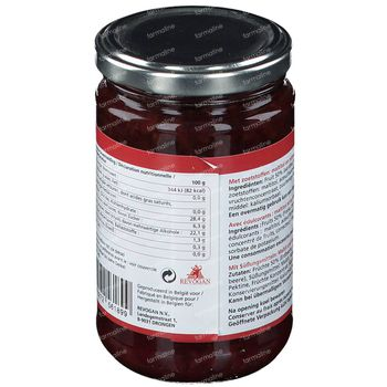 Prodia Tartinade 4 Fruits + Maltitol 300 g
