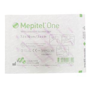 Mepitel One Sterile 7.5cm x 10 cm 289300 1 pièce