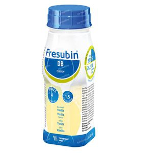 Fresubin Db Drink Vanille 4x200 ml