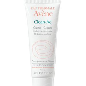 Avene Clean-Ac Crema Idratante Lenvitiva 40 ml