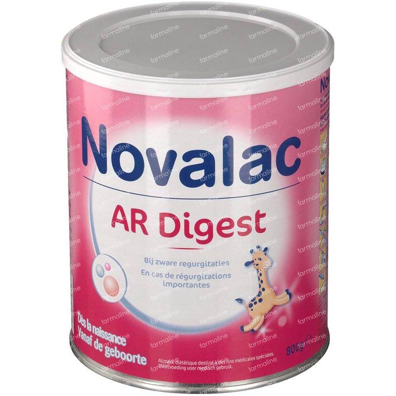 Novalac Ar Digest 800 g commander ici en ligne | FARMALINE.be