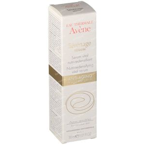 Avène Sérénage Vitaliserend Serum 30 ml
