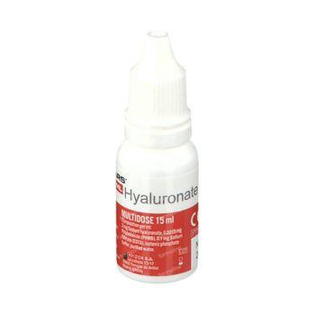 Pharmatears 0,2% Hyaluron 15 ml