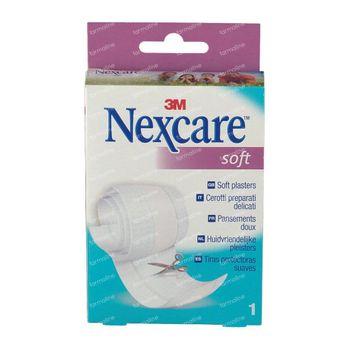 3M Nexcare Soft Strips Band 8cm x 1m N0501B 1 m