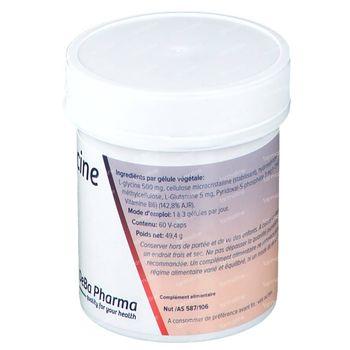 Deba L-Glycine 500Mg 60 capsules