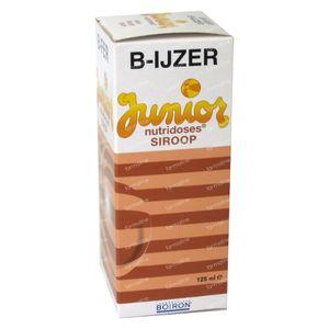 B-Iron Junior 125 ml Jarabe