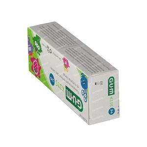Dentifricio GUM Kids (2-6 anni) 75 ml