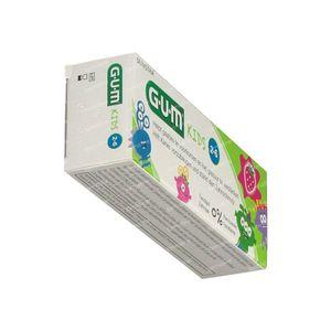 GUM Kids Toothpaste 2-6 Years 75 ml