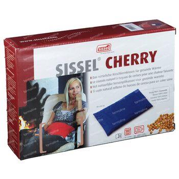 Sissel Cherry Kirschkernkissen 20cm x 40cm Rot 1 st