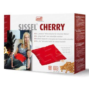 Sissel Cherry Coussin Noyaux de Cerise 20cm x 40cm Rouge 1 st