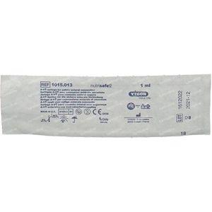 Vygon Nutrisafe 2 Syringe 1 ml 001015013 1 item