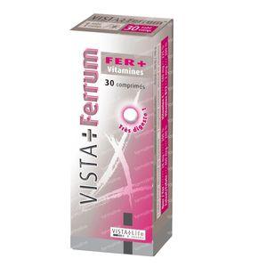 Vista Ferrum 30 tablets