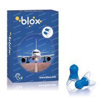 Blox Ohrenstöpsel Flugzeug 1 paar