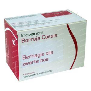 Inovance Bourrache Cassis 100 capsules