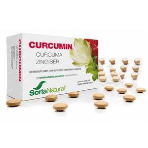 Soria Natural Curcumin 60 compresse