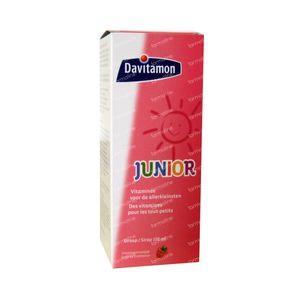 Davitamon Junior Framboise 150 ml sirop