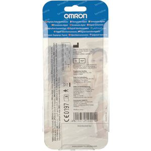 Omron Flex Temp Smart Thermometer Digital MC343F 1 pezzo