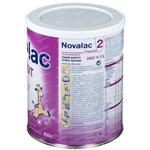 Novalac Transit 2 Lait De Suite 800 g
