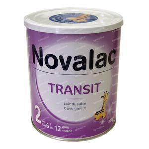 Novalac Transit 2 Follow Up Milk 800 g