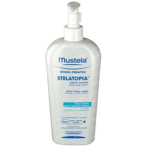 Mustela Stelatopia Wascrème 400 ml
