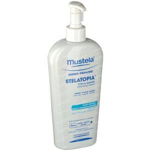 Mustela Stelatopia Cleansing Cream 400 ml