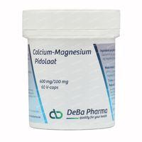 Deba Calcium Mg Pidol 60  capsules