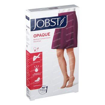 Jobst Opaque Klasse 2 Knie Medium Honey 1 stuk
