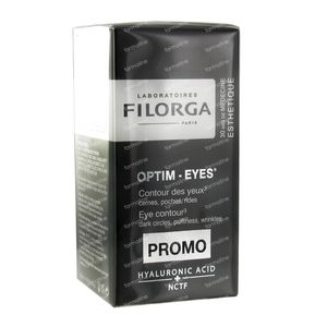 filorga optim eyes eye contour promo 15 ml tube order online. Black Bedroom Furniture Sets. Home Design Ideas