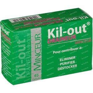 Kil-Out Drainerend Afslankingsmiddel 40 capsules