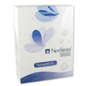 Neostrata Homecare Kit Pigment Light 2 Producten + 2 Brochures 1 stuk