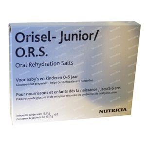Orisel Junior O.R.S. Poudre 792 g sachets